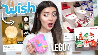 Download I TRIED CHEAP CHRISTMAS GIFTS FROM WISH... IS IT WORTH THE MONEY!? Video