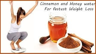 Download Fastest Way To Lose Weight Fast with Cinnamon and Honey water Video