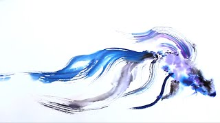 Download Betta fish painting tutorial | Watercolor and Ink | Wet to Wet Technique Video