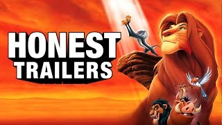 Download Honest Trailers - The Lion King (feat. AVbyte) Video