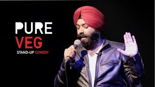 Download Pure Veg| Stand-Up Comedy by Vikramjit Singh Video