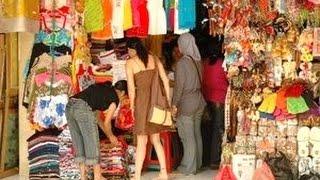 Download PASAR SENI SUKAWATI - Cheap Handycraft Shopping - Tourism Destination of Bali Indonesia [HD] Video