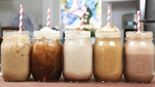 Download 5 Fave Iced Coffee Hacks Video