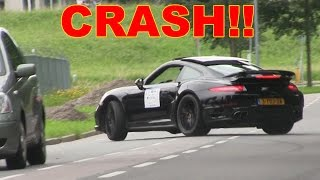 Download Porsche 991 Turbo S CRASH!!! Video