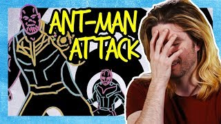 Download Ant-Man VS. Thanos' Butt: The Science Video