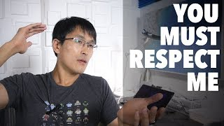 Download You must respect me. I am to be respected. Video