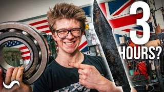 Download DOING THE FORGED IN FIRE CHALLENGE?!?! - Round 1 Video