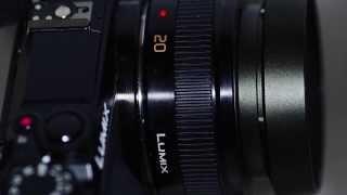 Download The Panasonic Lumix 20mm f1.7 Mk2 Reviewed Video