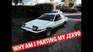 Download BRO?! Why would you part a good JZX90? Video