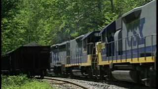 Download CSX Southern West Virginia Coal (DVD Video) Video