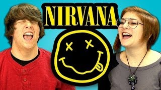 Download TEENS REACT TO NIRVANA Video