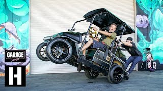 Download Introducing the Hoonigan Player Special - 2 Stroke 750cc Golf Cart Video