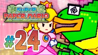 Download Super Paper Mario - 24 - The Battle of Fort Francis Video