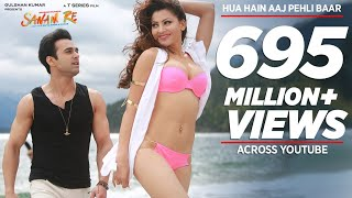 Download Hua Hain Aaj Pehli Baar FULL VIDEO | SANAM RE | Pulkit Samrat, Urvashi Rautela | Divya Khosla Kumar Video