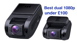 Download My Favourite Front & Back 1080p Dash-Cam - The AUKEY DR02 D Video