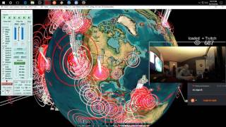 Download 12/14/2016 - Nightly earthquake update - West Coast California struck - New warning areas Video