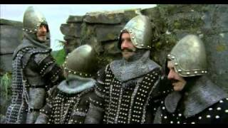 Download The Monty Python and Holy Grail, The English meet the French castle - French subtitles Video