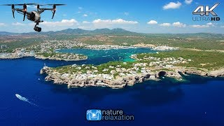 Download 4K DRONE FILM: Mallorca & Canary Islands (+Spa Music) 1HOUR Nature Relaxation™ Aerial Ambient Film Video