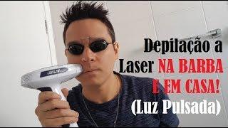 Download Depilação a laser (luz pulsada) Lescolton em casa? SIM Senhor! O famoso Barba, cabelo e Bigode! Video