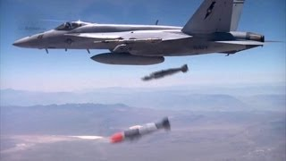 Download F-16, F-15 Weapon Assembly, Takeoff, and Bombs Drop. Video