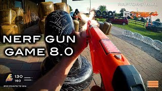 Download Nerf meets Call of Duty: Gun Game 8.0 | First Person in 4K! Video