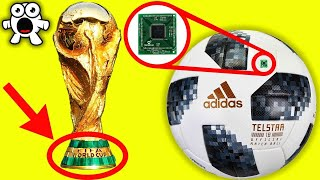 Download Top 20 Things You Didn't Know About The World Cup Video