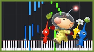 Download Forest of Hope - Pikmin [Piano Tutorial] (Synthesia) // Torby Brand Video