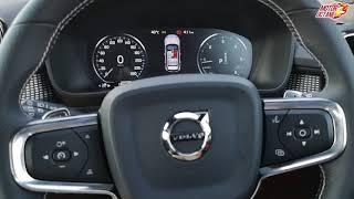 Download Volvo XC40 Walkaround Review in Hindi | Mini Luxury SUV | MotorOctane Video