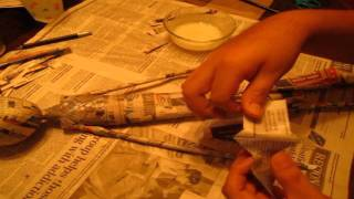 Download Paper-Mache Slender Man Video