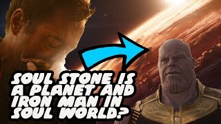 Download Soul Stone Location Leaked! Iron Man in Soul World Avengers Infinity War - MCU Multiverse Revealed Video