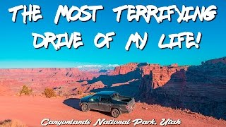 Download Canyonlands National Park: The Most Terrifying Drive of my Life! (Ep. 19) Video