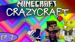 Download I Kissed A Boy... | CrazyCraft w/ LDShadowLady | Ep. 2 Video