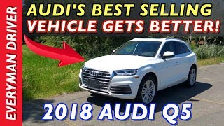 Download Drive and Review: 2018 Audi Q5 on Everyman Driver Video