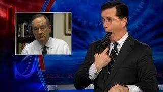 Download Stephen Colbert Pissed Off Bill O'Reilly (on O'Reilly's show!) Unedited Version Video