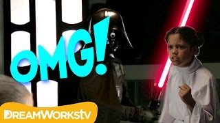Download Derp Vader vs Princess Sleigha   OMG Video