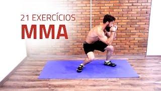 Download 21 Exercícios de Preparação Para MMA | Sérgio Bertoluci - X21 Video