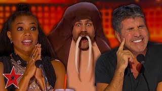 Download MOST OUTRAGEOUS Auditions On America's Got Talent 2019! | PART 1 | Got Talent Global Video