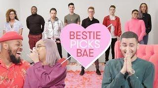 Download I Let My Best Friends Pick My Boyfriend: Jaydin | Bestie Picks Bae Video