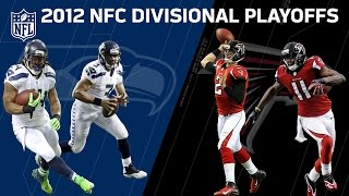Download 2012 Divisional Round: Falcons vs. Seahawks | NFL Full Game Video
