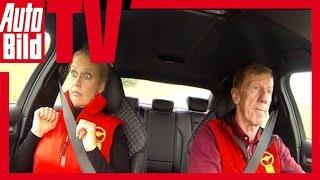 Download Das Goldene Lenkrad:Barbara Schöneberger auf Rennstrecke mit Walter Röhrl am Limit Video