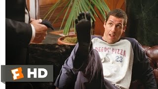 Download Mr. Deeds (3/8) Movie CLIP - Whacking the Foot (2002) HD Video