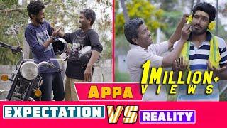 Download Appa Expectation vs Reality #Nakkalites Video