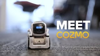 Download Meet Cozmo, the AI robot with emotions Video