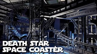 Download Planet Coaster - Death Star Space Coaster Video