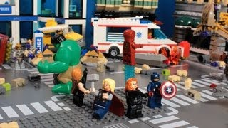 Download LEGO AVENGERS Video