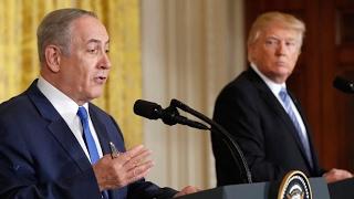 Download Netanyahu Laughs At Trump's Peace Plan Video
