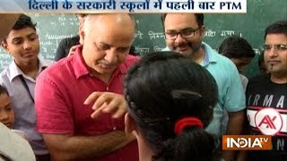 Download Delhi Govt Schools Have First Mega Parent-teacher Meeting Today Video