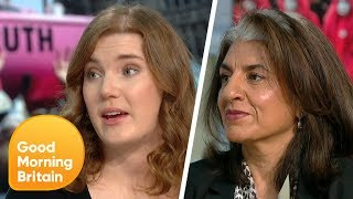 Download Was Michael Gove Right to Meet Members of the Extinction Rebellion? | Good Morning Britain Video