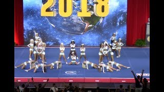 Download Cheer Extreme SSX HITS at WORLDS 2018 New SAFE music Video