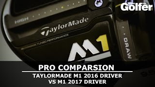Download TaylorMade 2017 M1 Driver v TaylorMade 2016 M1 Driver Video